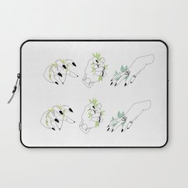 Witchy Hands Laptop Sleeve