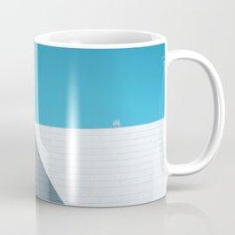 White building Coffee Mug