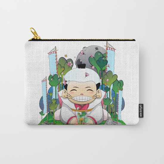 Fukusuke and the magic forest Carry-All Pouch