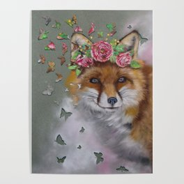 The Butterfly Effect Fox Poster