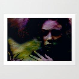 Elsewhere Art Print
