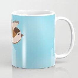 Little Flying Sparrow Coffee Mug