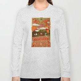 MORNING PSYCHEDELIA Long Sleeve T-shirt
