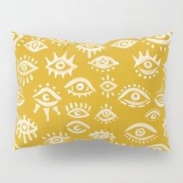 Mystic Eyes – Marigold Palette Pillow Sham