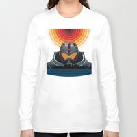 pacific rim Long Sleeve T-shirts featuring Pacific Rim by milanova