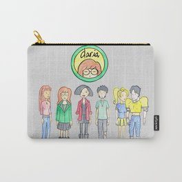 Daria and Friends Carry-All Pouch