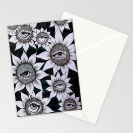 Sunflower Vision Stationery Cards