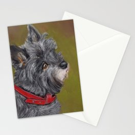 Cairn Terrier Stationery Cards