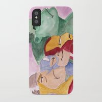 avenger iPhone & iPod Cases featuring Avenger by Richtoon