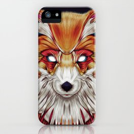 """""""Firefox"""" by Giulio Rossi iPhone Case"""