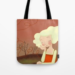 The end of my heart_02 Tote Bag