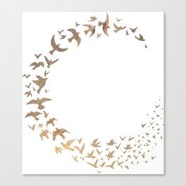 Starbirds Canvas Print