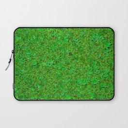 Closer Carpet on amazon river Laptop Sleeve