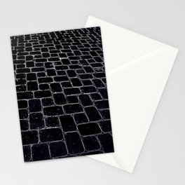Neon Brick Road Stationery Cards