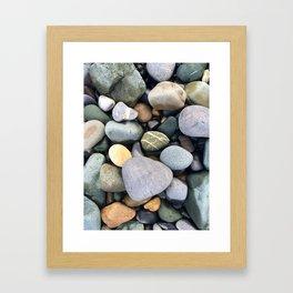 Pebbles, Bam Bam Framed Art Print