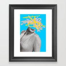 Unbelievably bizzare Framed Art Print