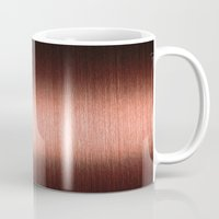 copper Mugs featuring Copper by Robin Curtiss