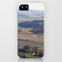 November Farm iPhone Case