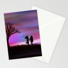 Monday Dawning Stationery Cards