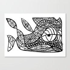 Peixoto Canvas Print