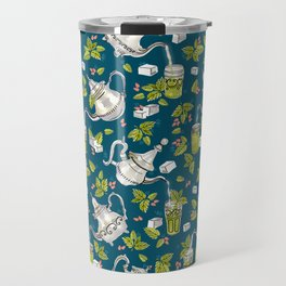 Moroccan Mint Tea Travel Mug