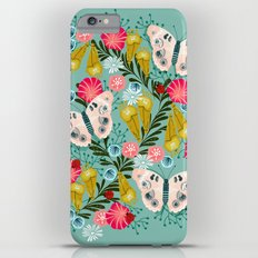 Buckeye Butterly Florals by Andrea Lauren  iPhone 6 Plus Slim Case