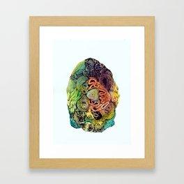 ZZZ Framed Art Print