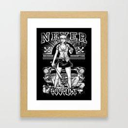 Winya No.65 Framed Art Print