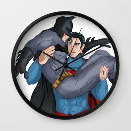 SuperBat - Up, Up, and NO Wall Clock
