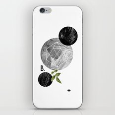 B-plus. iPhone & iPod Skin