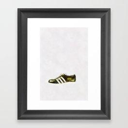 sneaker 306 Framed Art Print