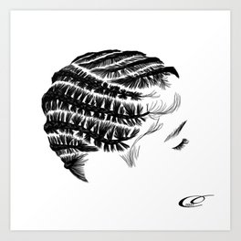 The Crown You Will Always Wear 14 Art Print