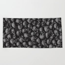 Totally Gothic Beach Towel
