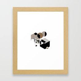 dreamer no.3 Framed Art Print