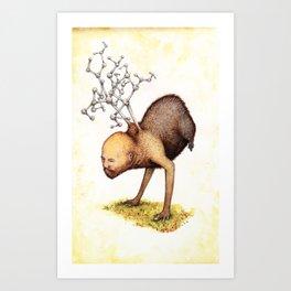 Germoglio Art Print