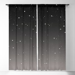 Keep On Shining - Starry Sky Blackout Curtain