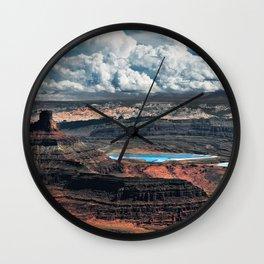 Canyon Utah Wall Clock