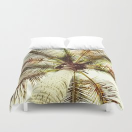 Perfect Palm Tree Duvet Cover