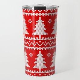 Christmas tree's Travel Mug