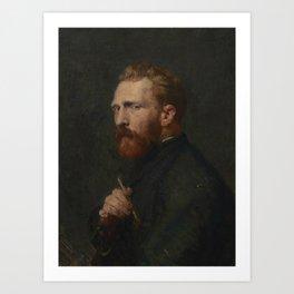 John Peter Russell - Vincent van Gogh Art Print