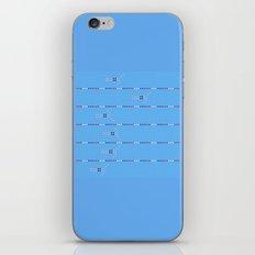Olympic - Swim 2 iPhone & iPod Skin