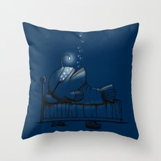 Good Night, Sleep Tight Throw Pillow