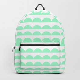 BREE ((seafoam green)) Backpack