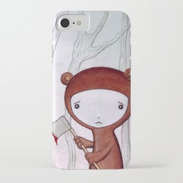 The Replacement iPhone Case