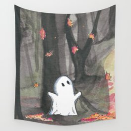 Spirit of Fall Wall Tapestry