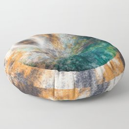The new planet Floor Pillow