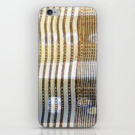 Combed Texture II iPhone Skin