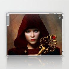 Key of wisdom Laptop & iPad Skin
