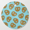 I Heart Pretzels Pattern by evannave