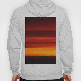 Fire Sky - 77/365 Hoody